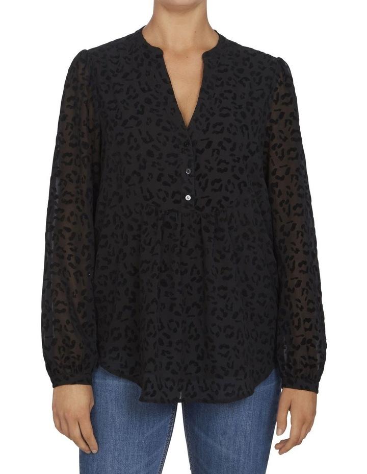 Animal Velvet Shirt image 1