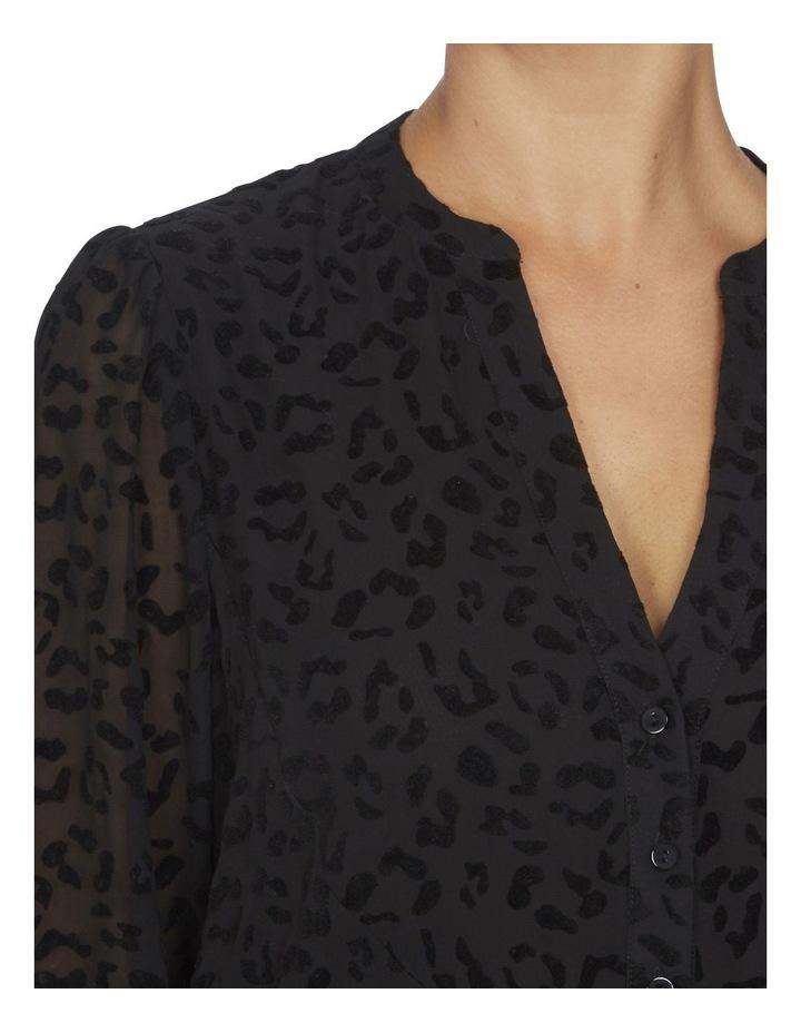 Animal Velvet Shirt image 4