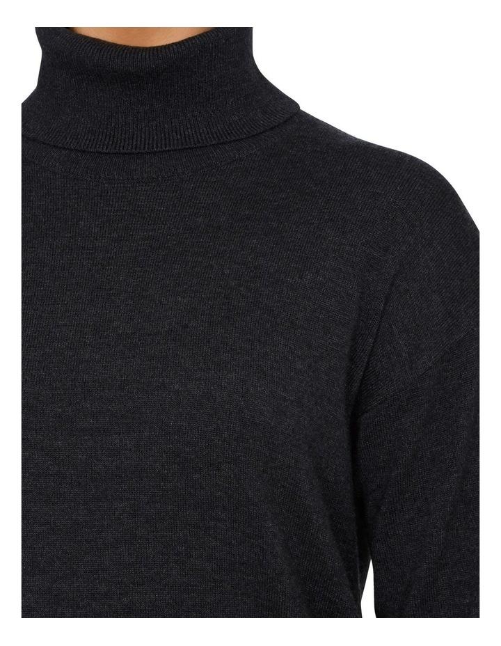 Spliced Sweater Dress image 4