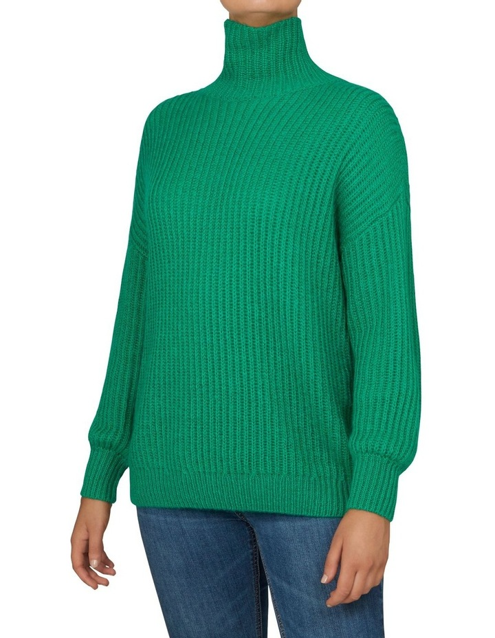 Roll Neck Slouchy Knit image 5