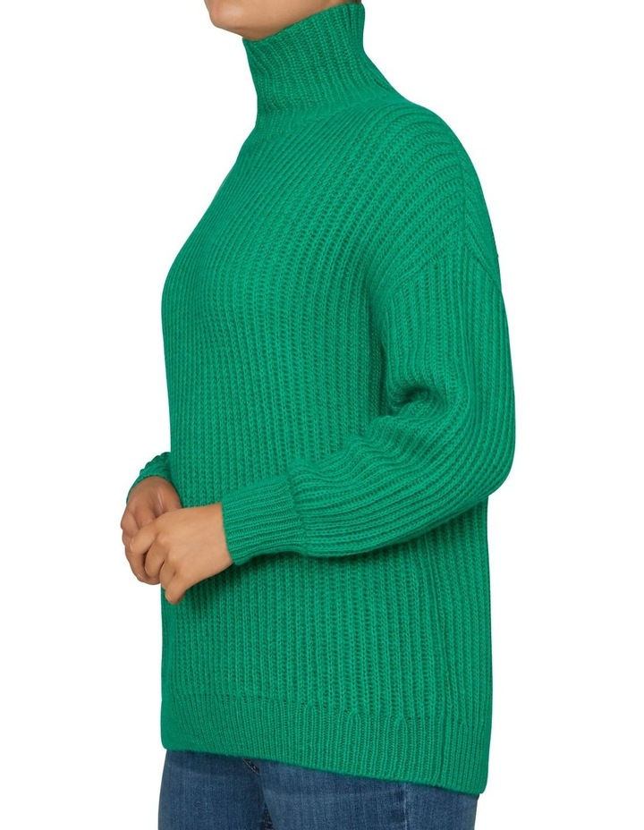 Roll Neck Slouchy Knit image 6