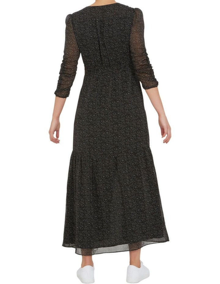 Mini Spot Maxi Dress image 3