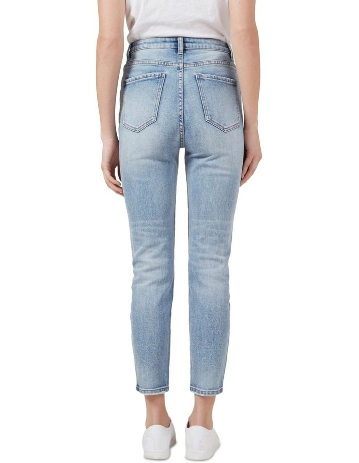 High Waist Slim Jeans image 3