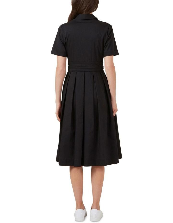 Full Skirt Shirt Dress image 3