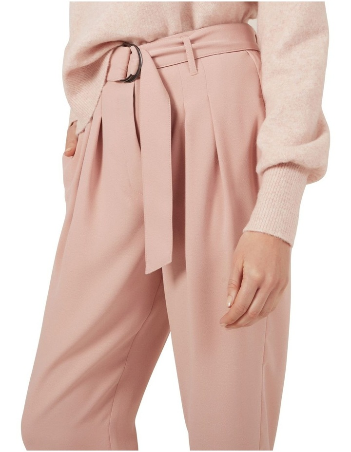 High Waist Pleated Pant image 4