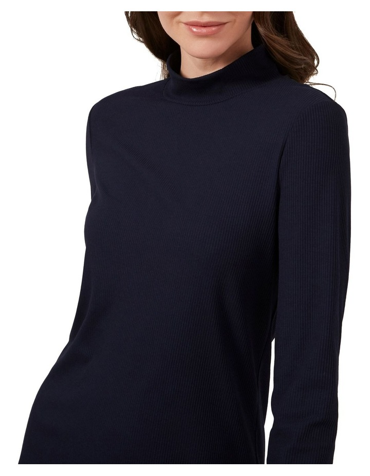 Turtle Neck Longsleeve Top image 4