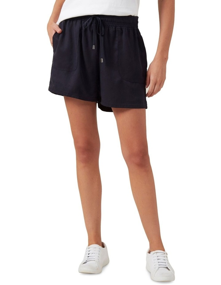 Tencel Drawstring Short image 1