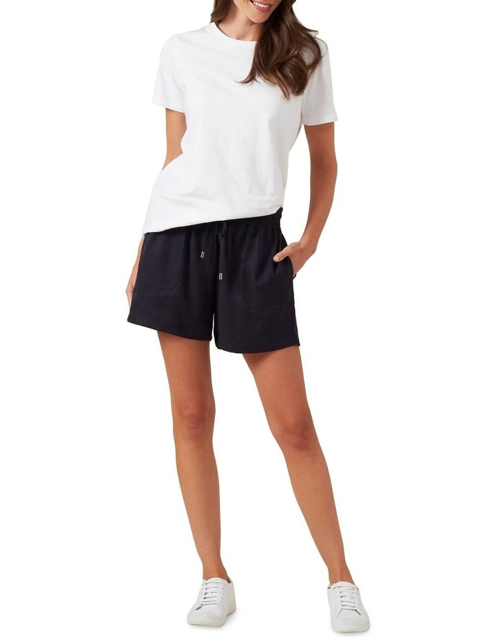 Tencel Drawstring Short image 2