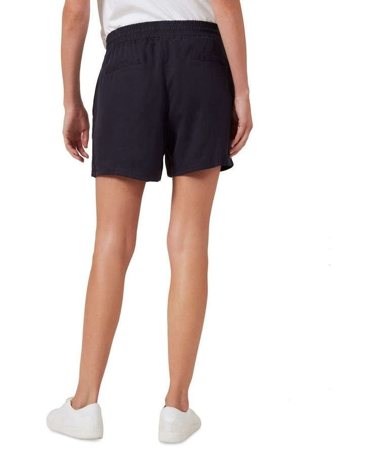 Tencel Drawstring Short image 3