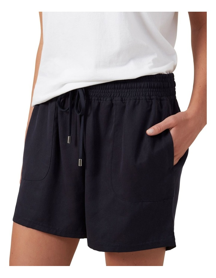 Tencel Drawstring Short image 4