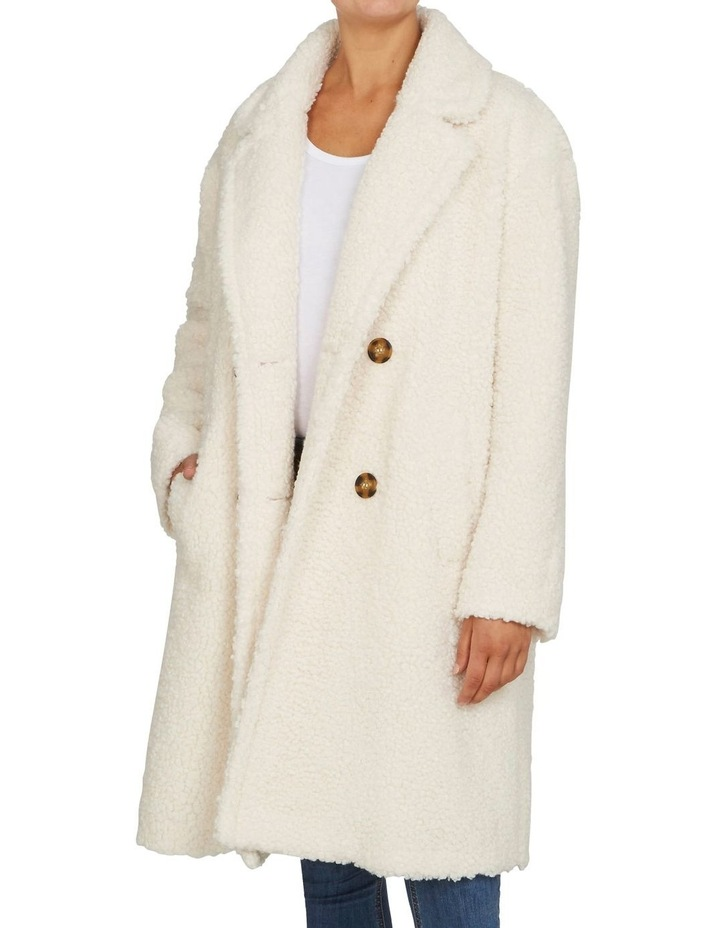 Faux Shearling Coat image 1