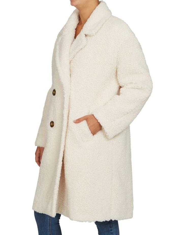 Faux Shearling Coat image 2