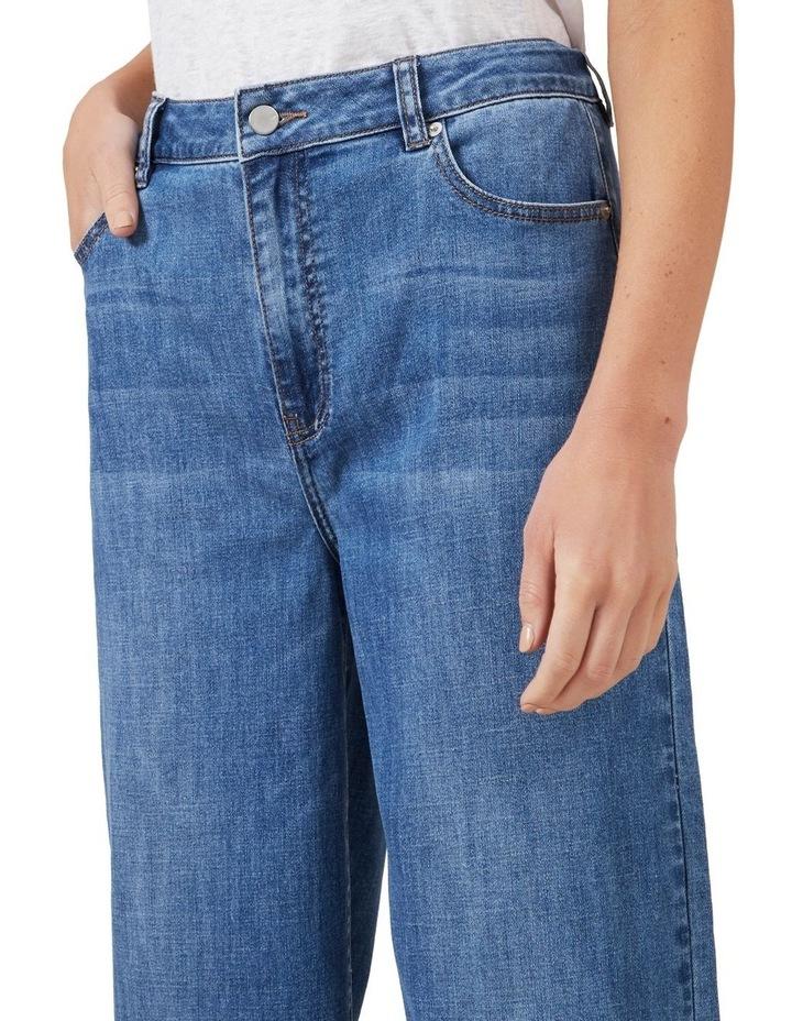 Wide Leg Jean image 4