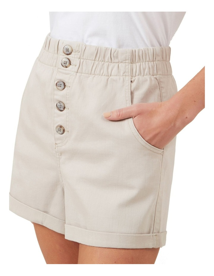 High Waist Short image 4