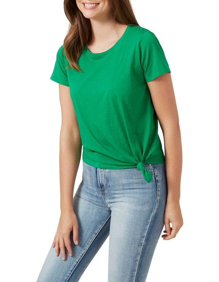 Side Tie T Shirt image 1