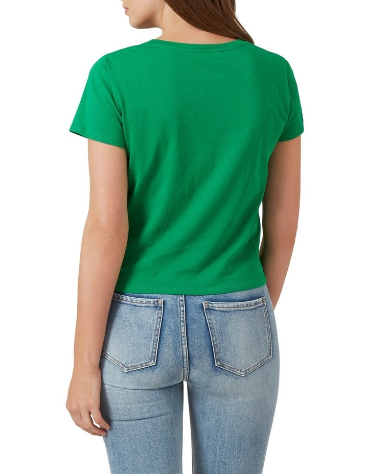 Side Tie T Shirt image 3