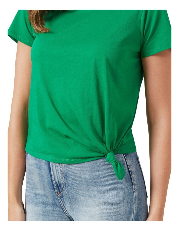 Side Tie T Shirt image 4