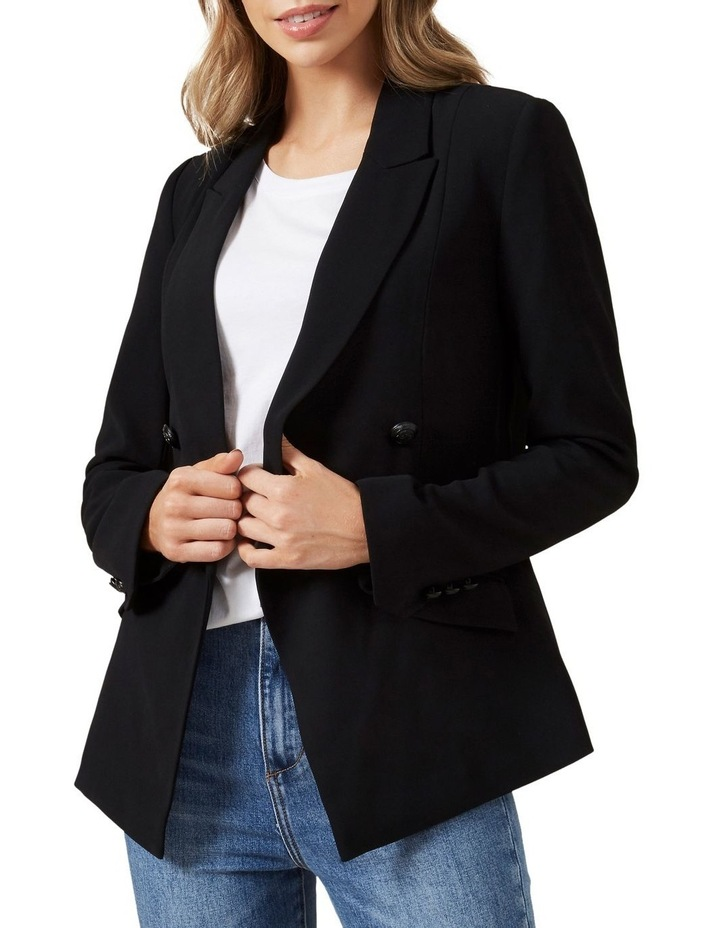 Double Breasted Blazer image 1
