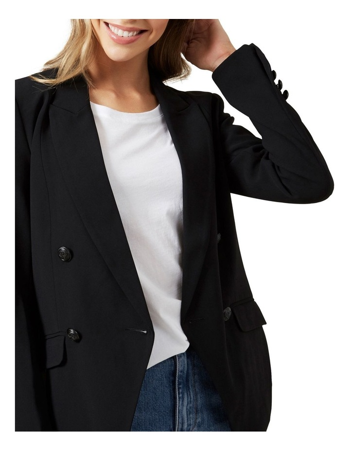 Double Breasted Blazer image 4