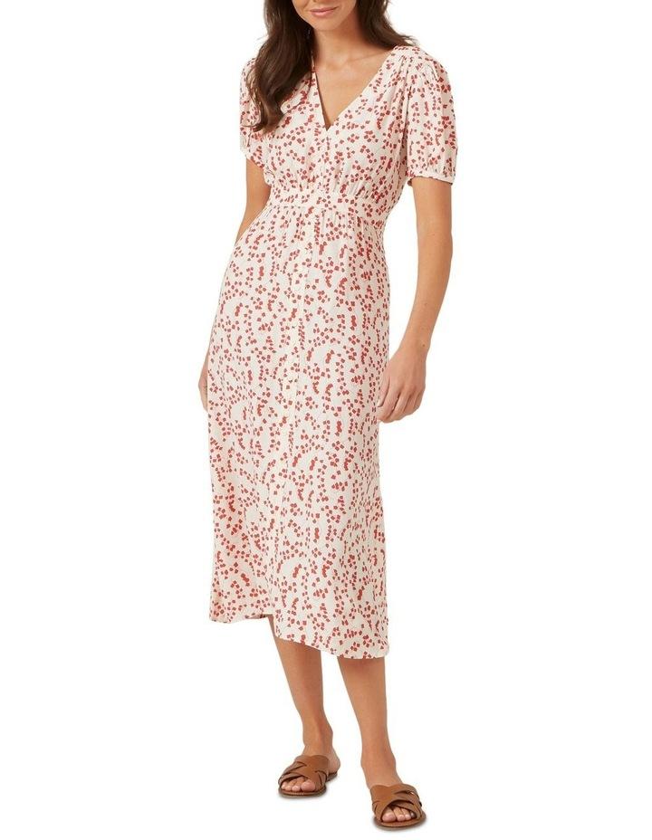 Floral Midi Dress image 1