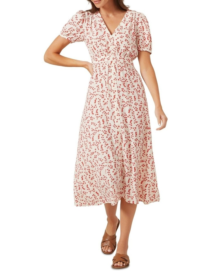 Floral Midi Dress image 2
