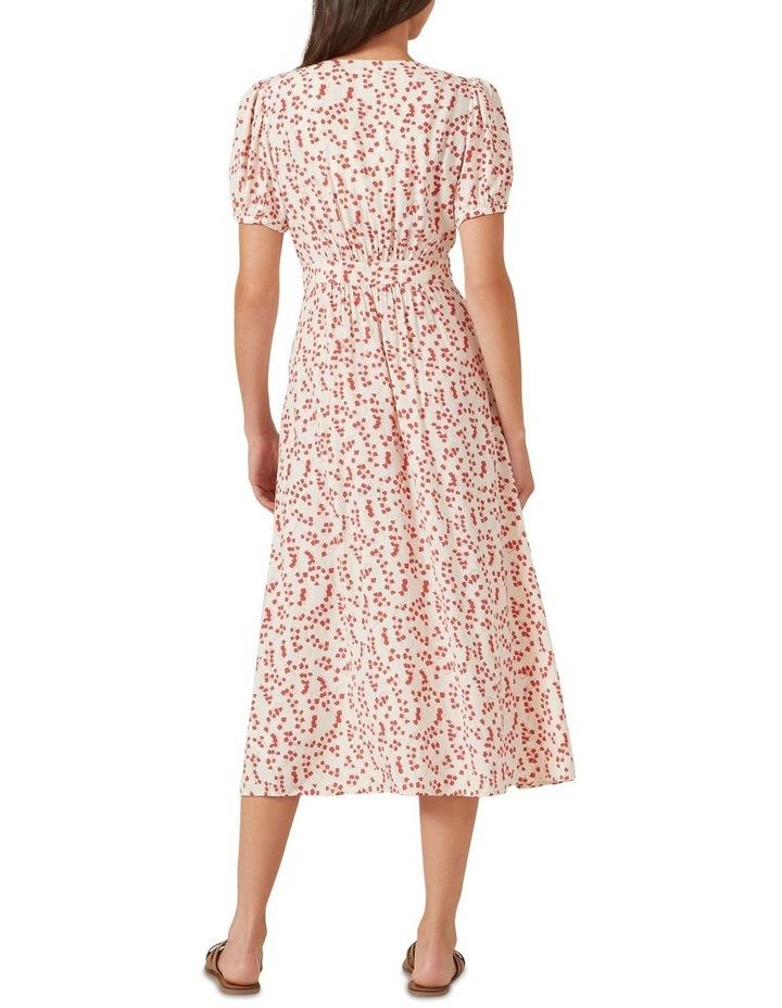 Floral Midi Dress image 3