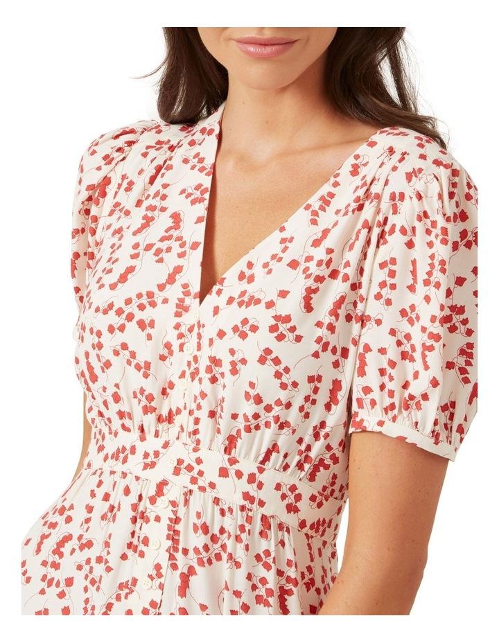 Floral Midi Dress image 4