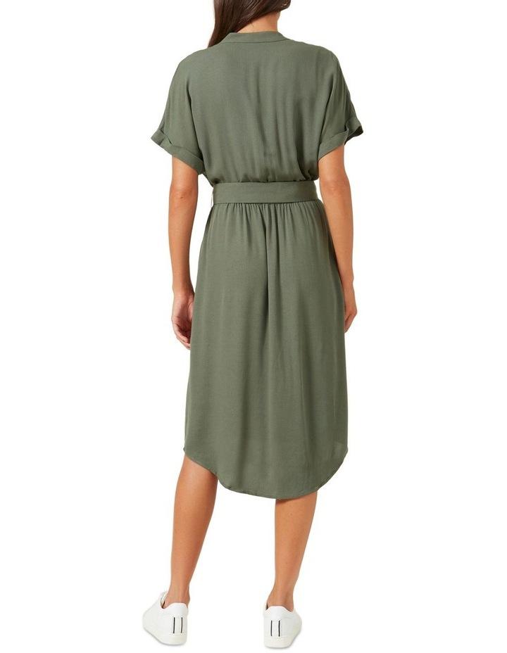 Utility Shirt Dress image 3