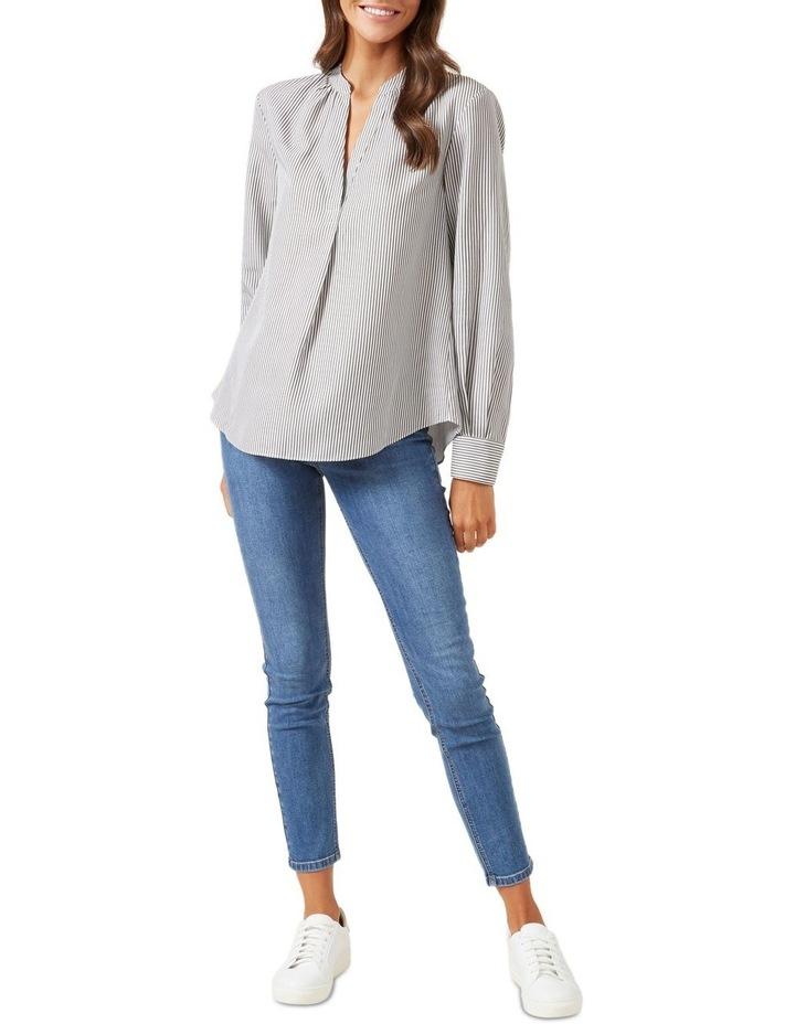 Stripe Popover Shirt image 2