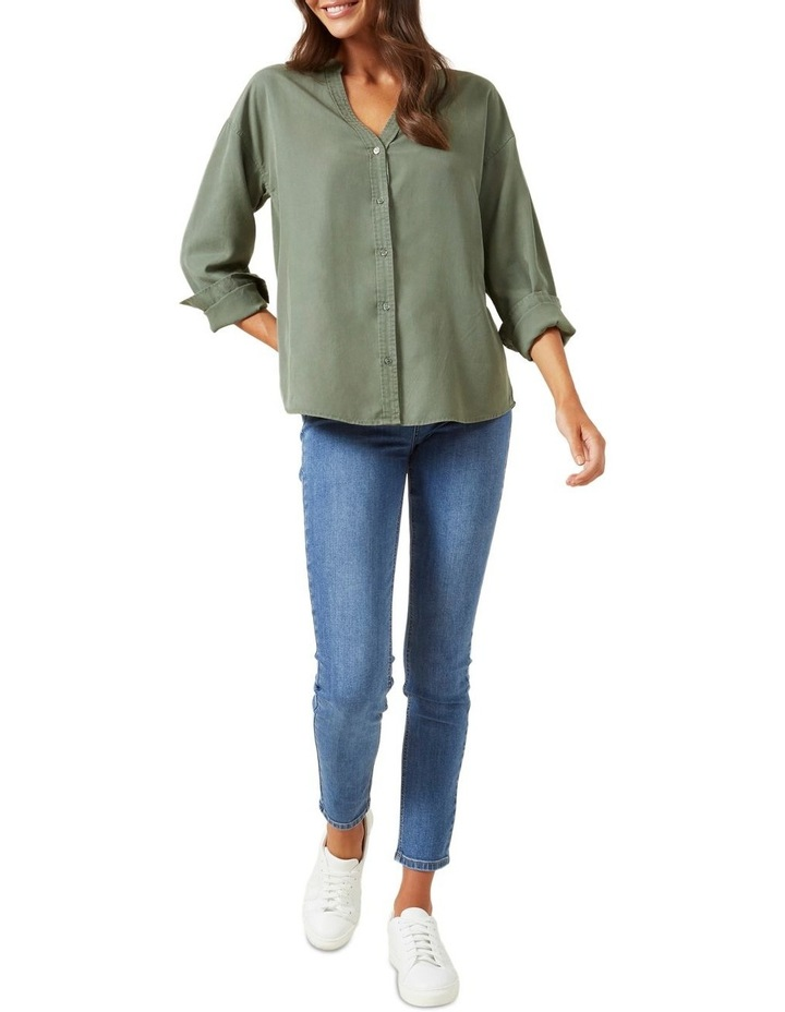 Overdyed Relaxed Shirt image 2