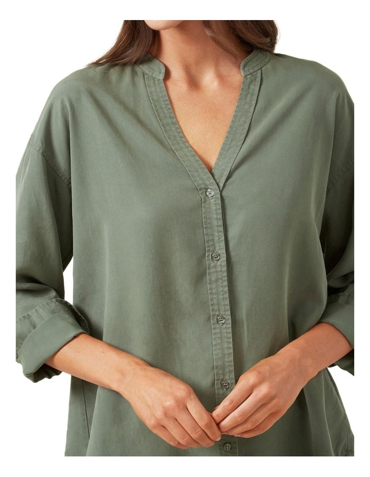 Overdyed Relaxed Shirt image 4