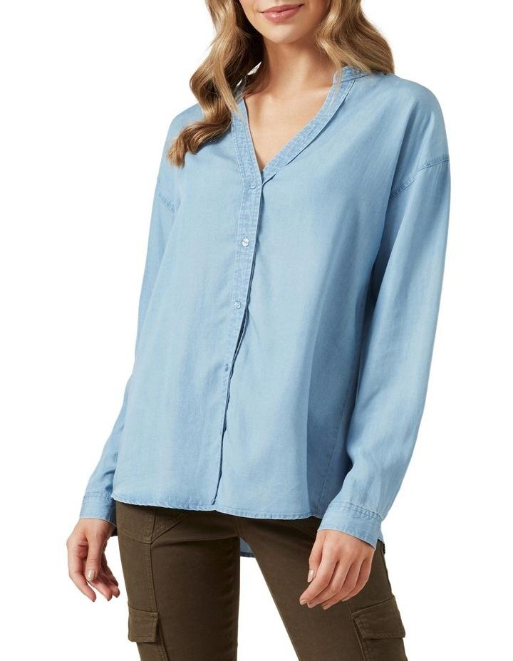 Overdyed Relaxed Shirt image 1