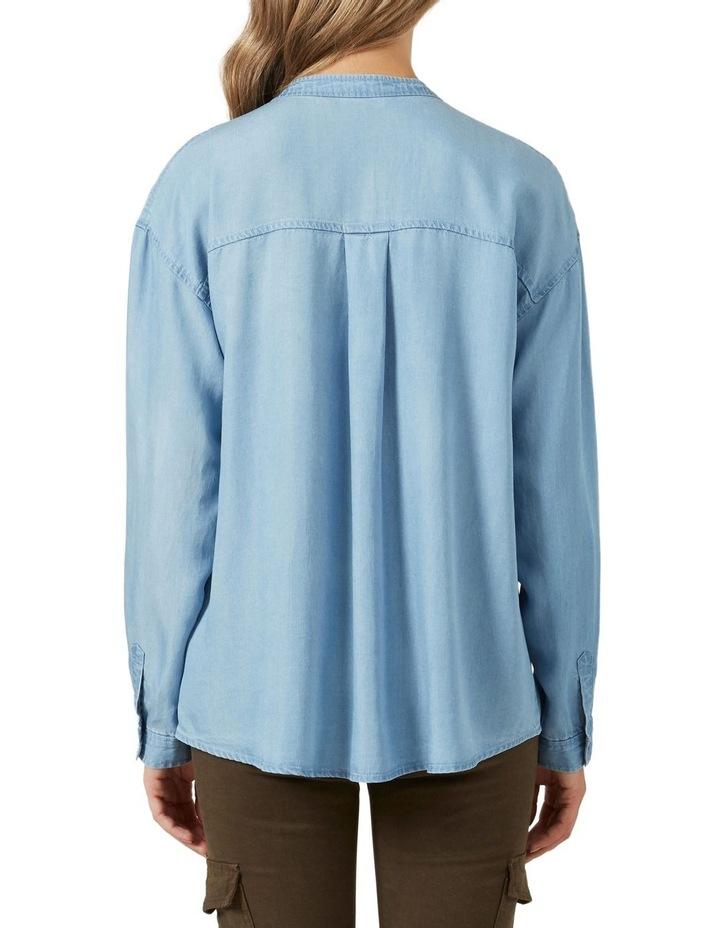 Overdyed Relaxed Shirt image 3