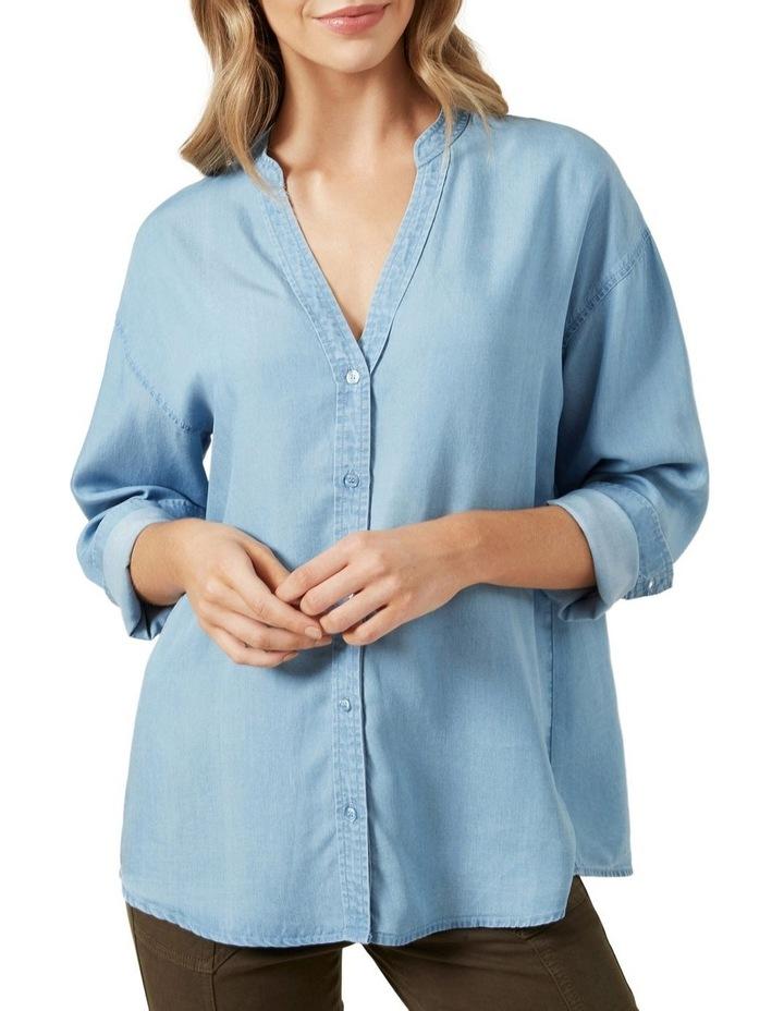 Overdyed Relaxed Shirt image 4