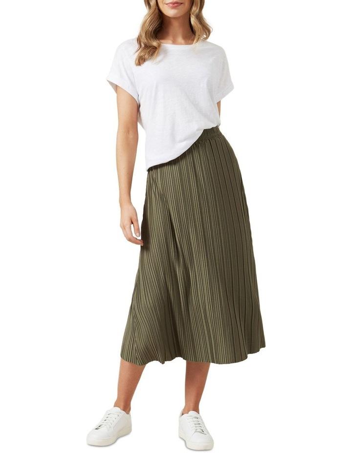 Jersey Midi Skirt image 2