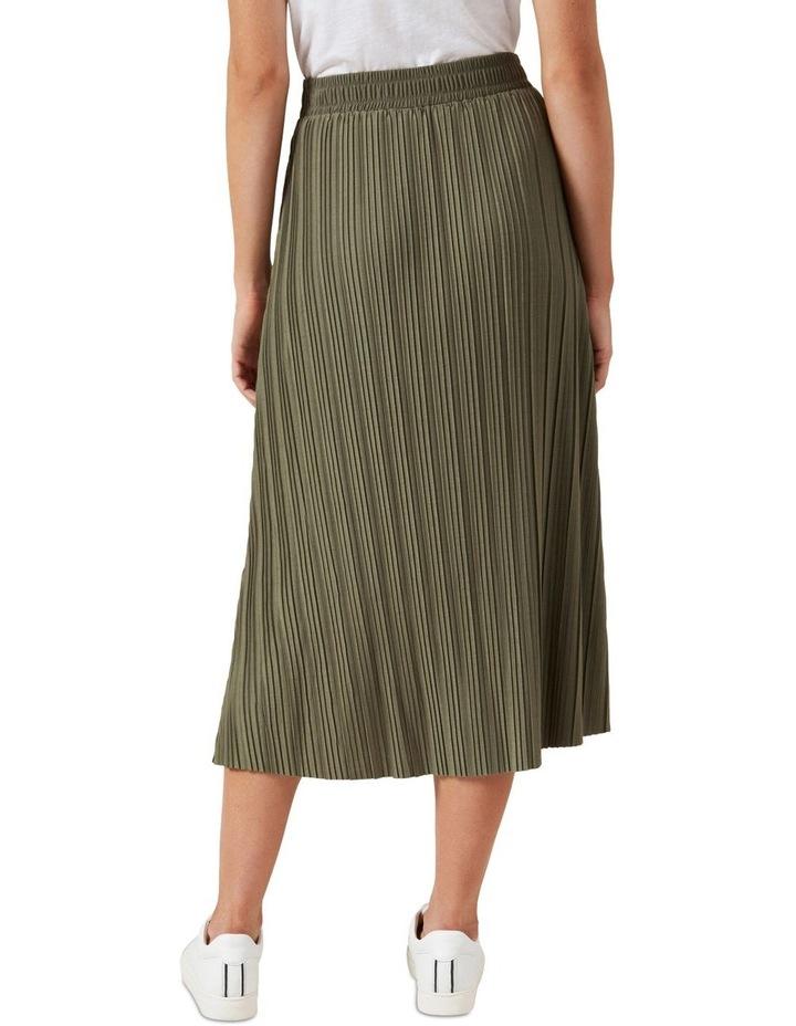Jersey Midi Skirt image 3