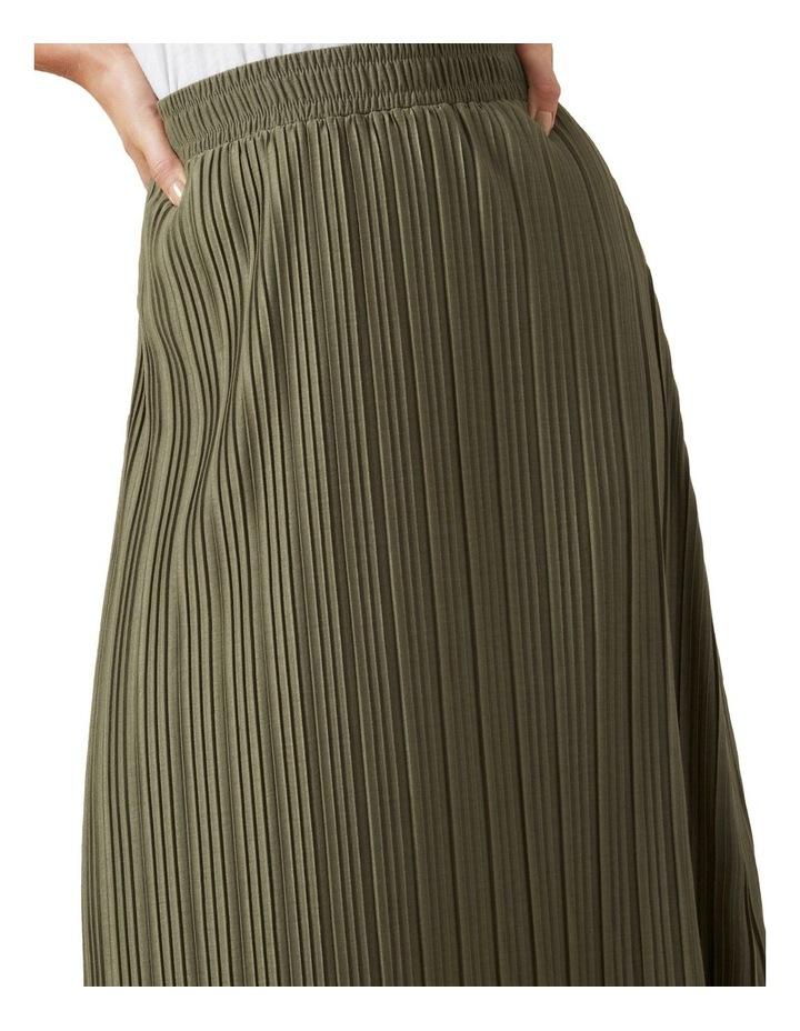 Jersey Midi Skirt image 4
