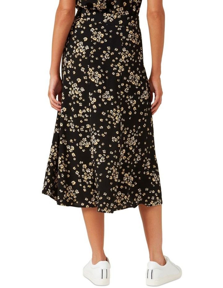 Retro Ditsy Midi Skirt image 3