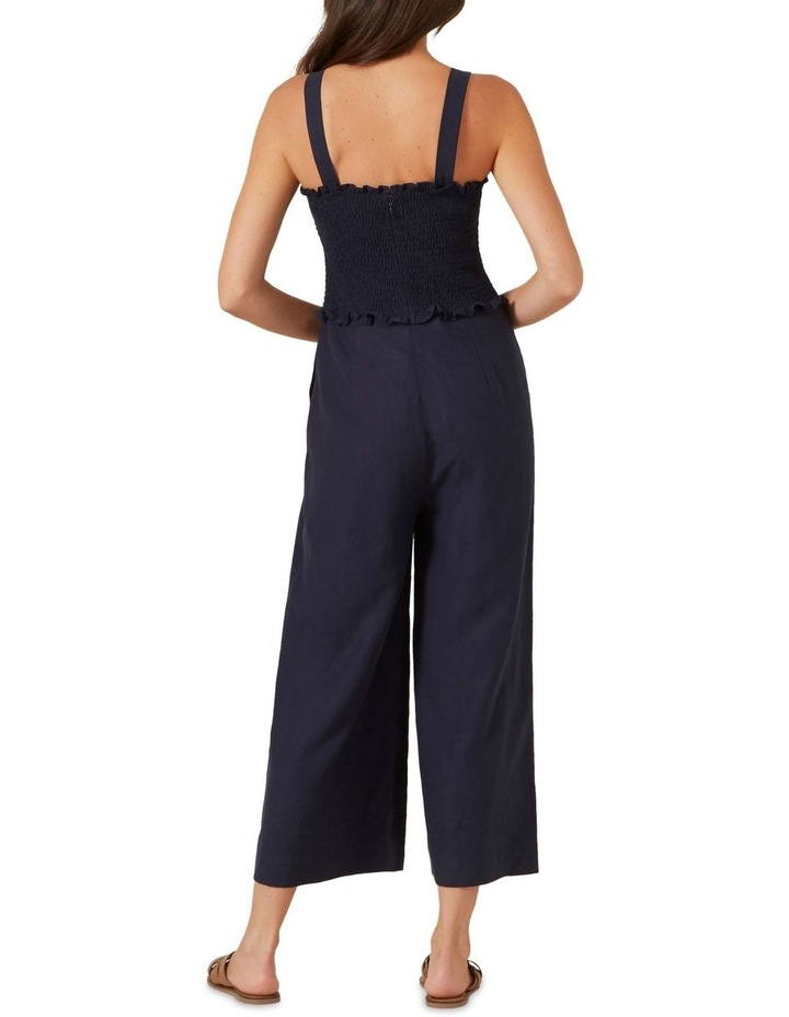 Shirred Jumpsuit image 3