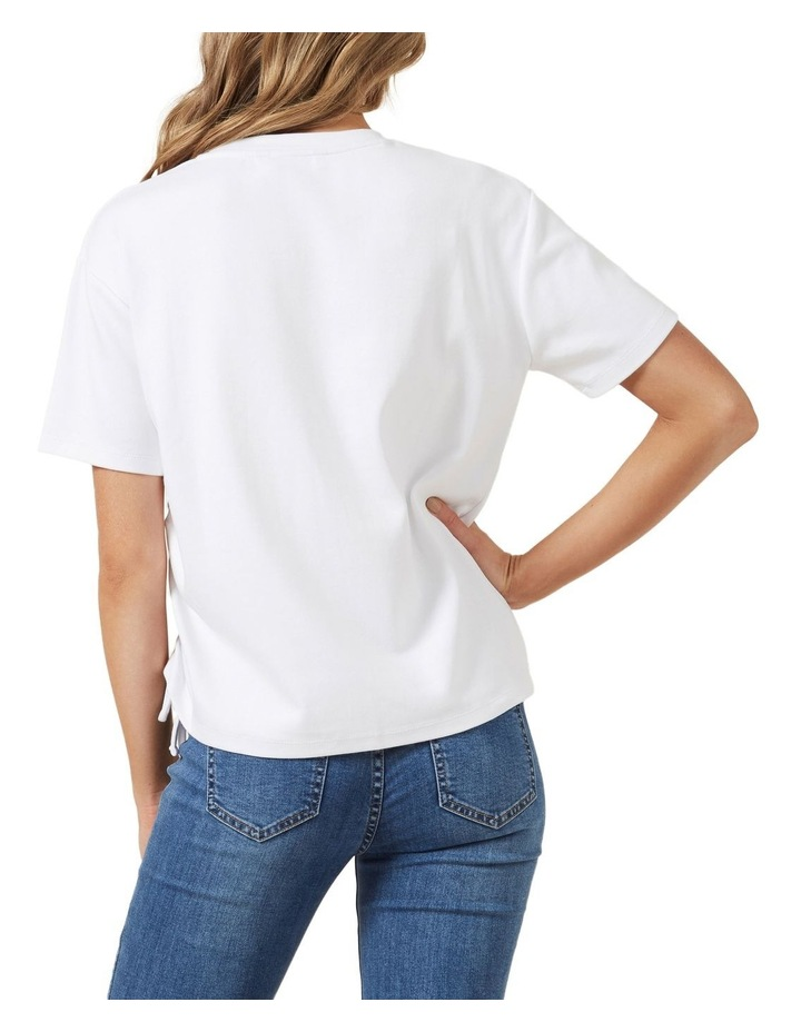 Ruched T Shirt image 3