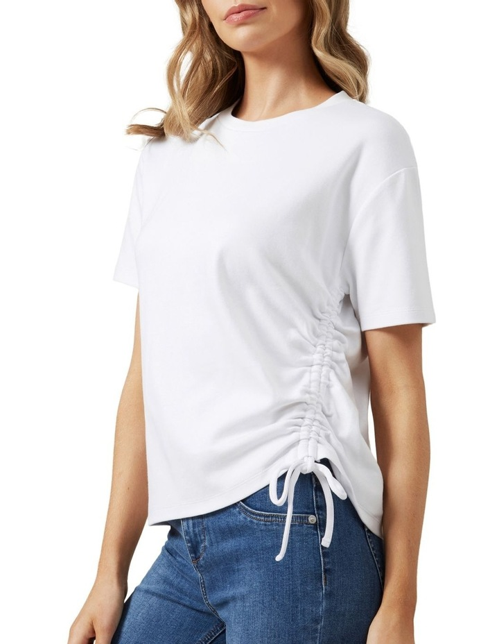 Ruched T Shirt image 4