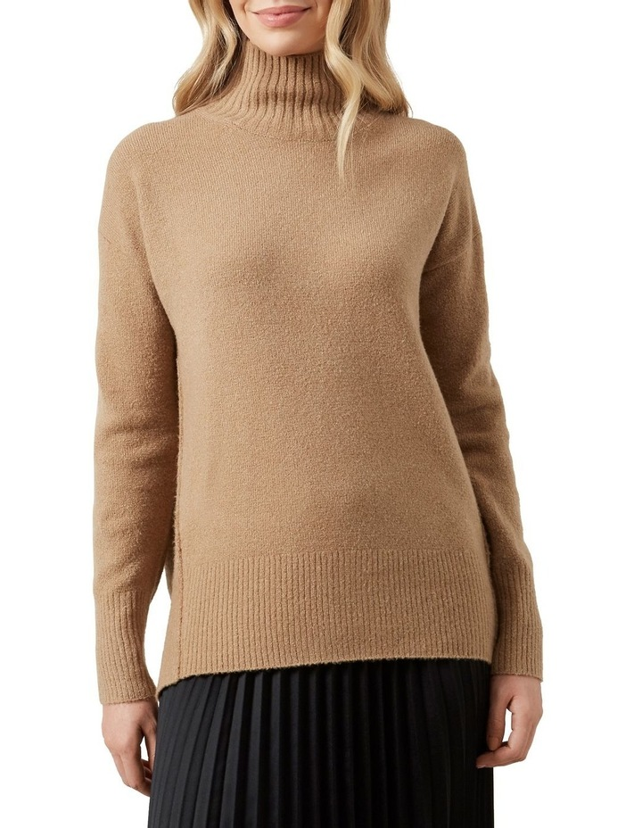 Cosy High Neck Knit image 1