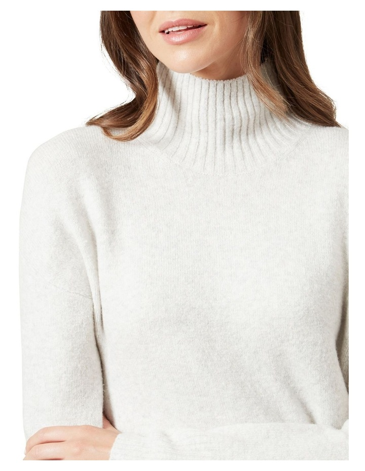 Cosy High Neck Knit image 4