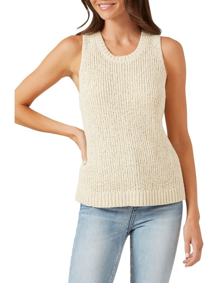 Knitted Tank image 1