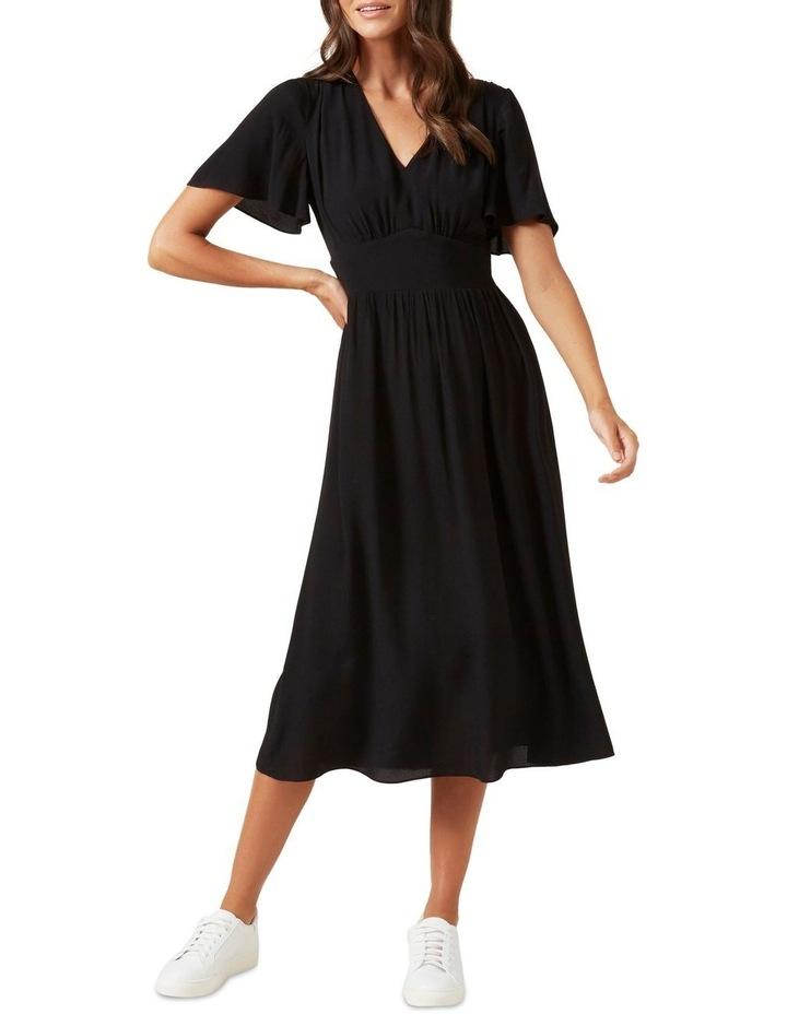 Ruffle Midi Dress image 1