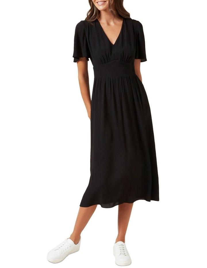 Ruffle Midi Dress image 2
