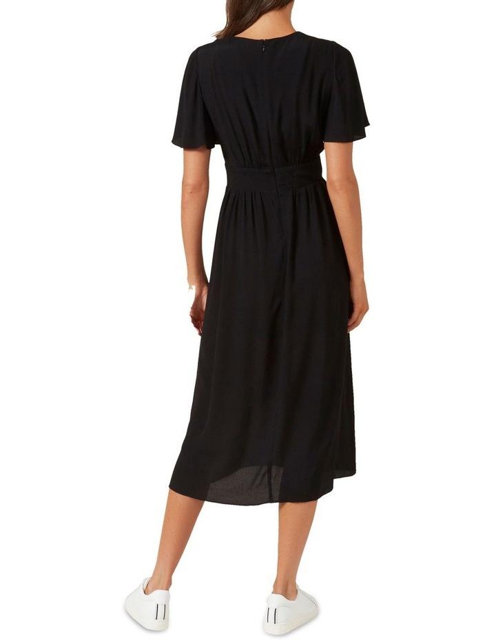 Ruffle Midi Dress image 3