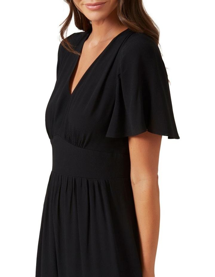 Ruffle Midi Dress image 4