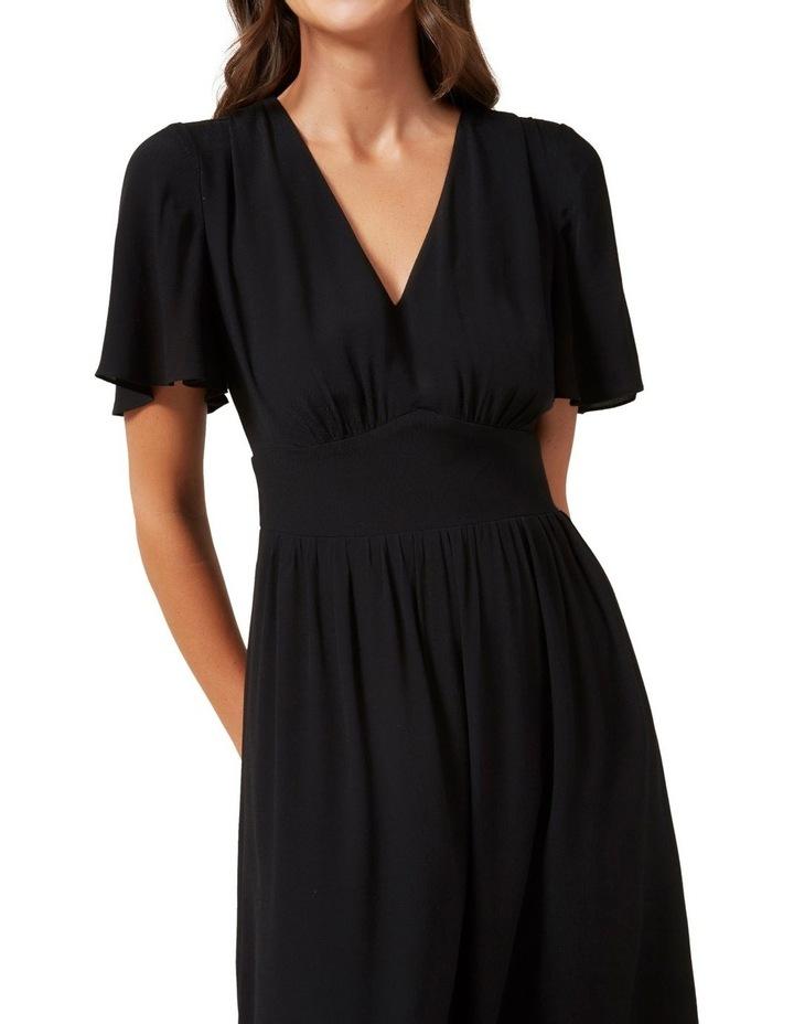 Ruffle Midi Dress image 5