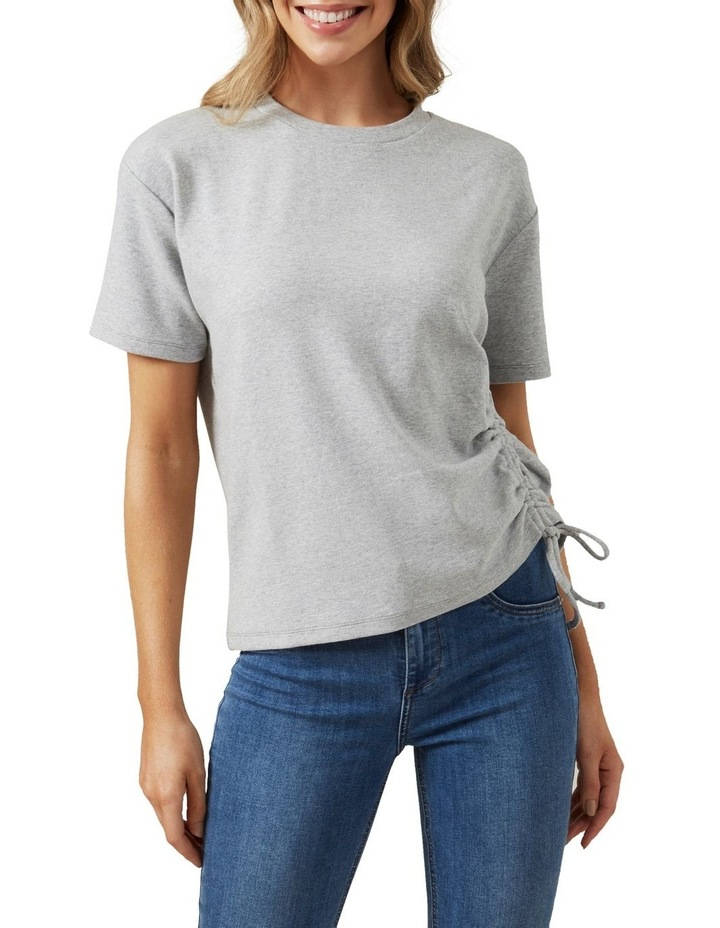 Ruched T Shirt image 1